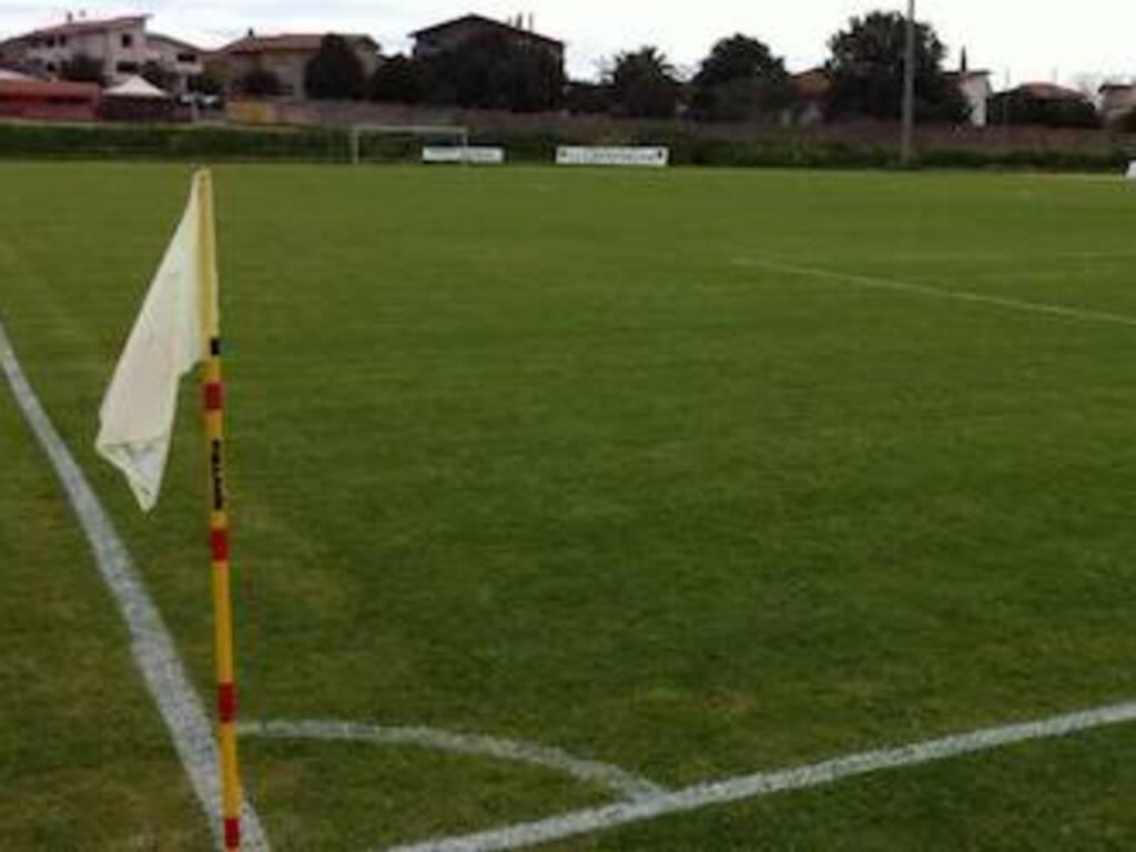Ghilarza-Campo di calcio