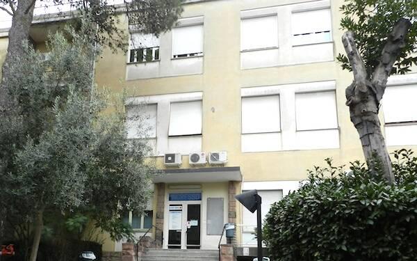 Ghilarza - Ospedale - Facciata