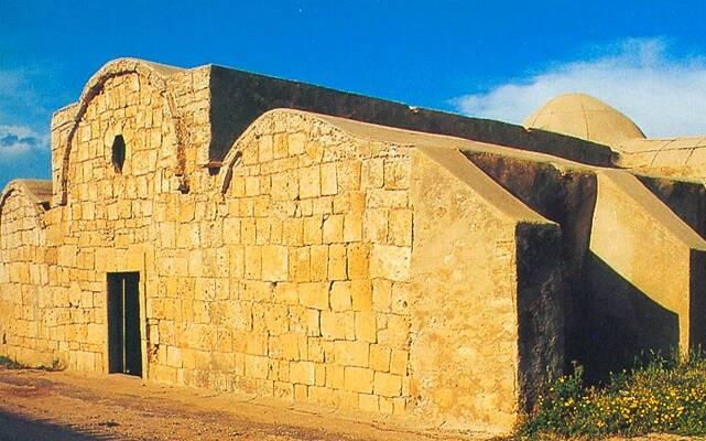Cabras - Chiesa di San Giovanni di Sinis