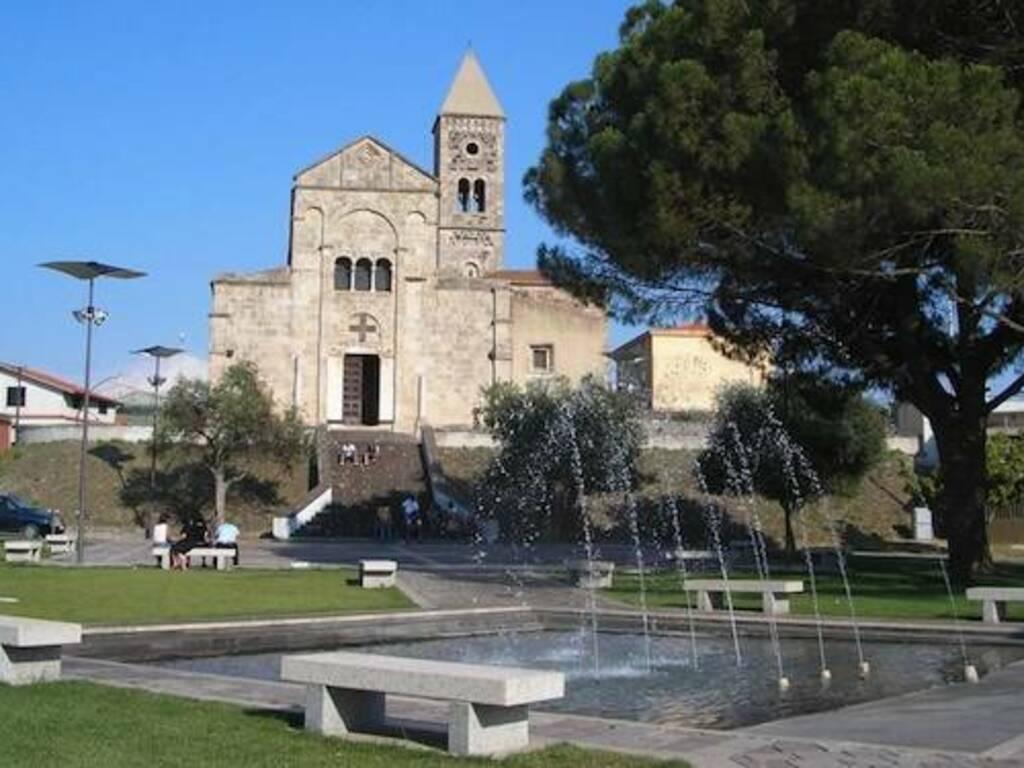 Santa Giusta - Basilica