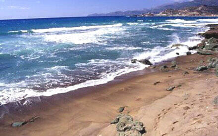 spiaggia turas