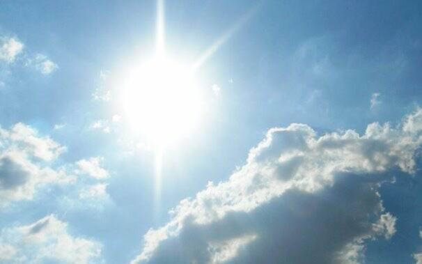 Meteo - Cielo sereno o poco nuvoloso