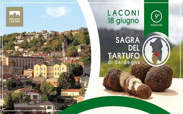 Laconi - Sagra Tartufo