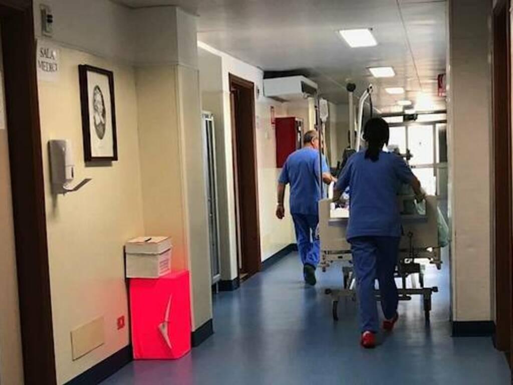 Ospedale Oristano malati Medici Infermieri