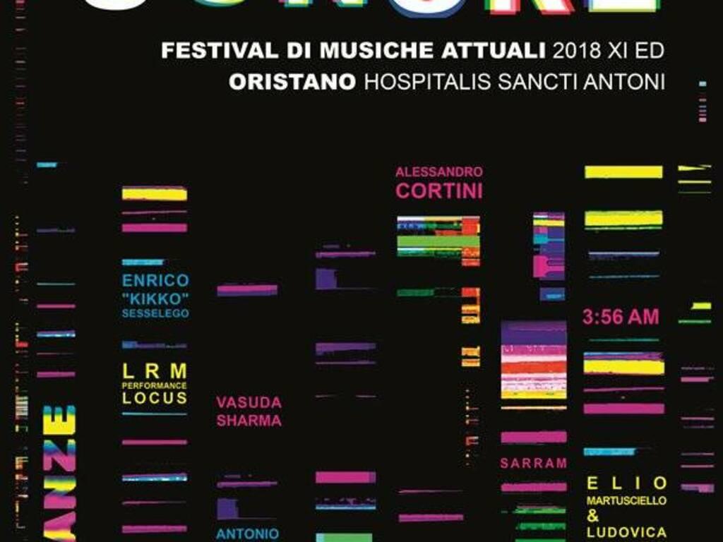 Oristano - Miniere sonore