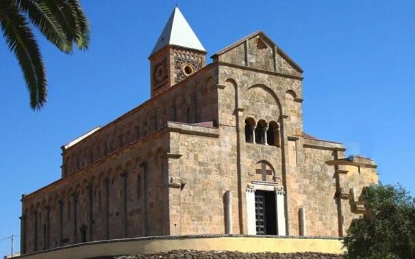 Santa Giusta - Basilica Romana