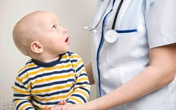 Pediatra Medico Salute Bambino