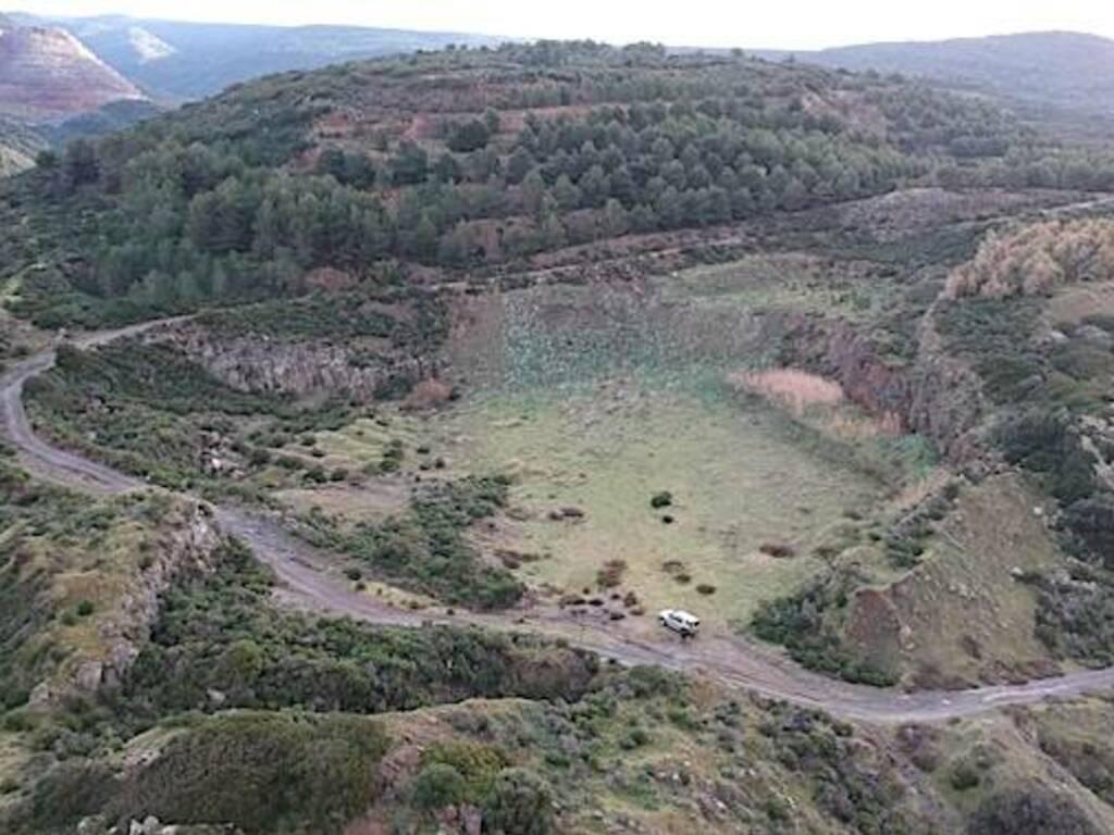Morgongiori - Cava Serra Bingias