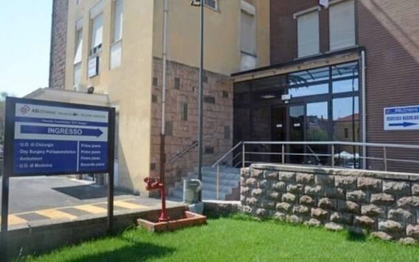 Ghilarza - ospedale