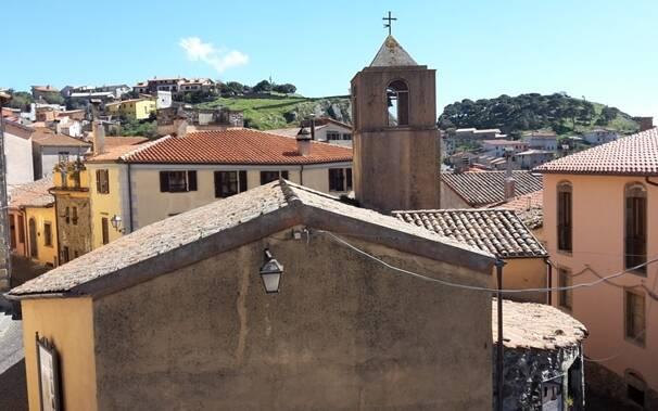 Santu Lussurgiu - centro storico 2