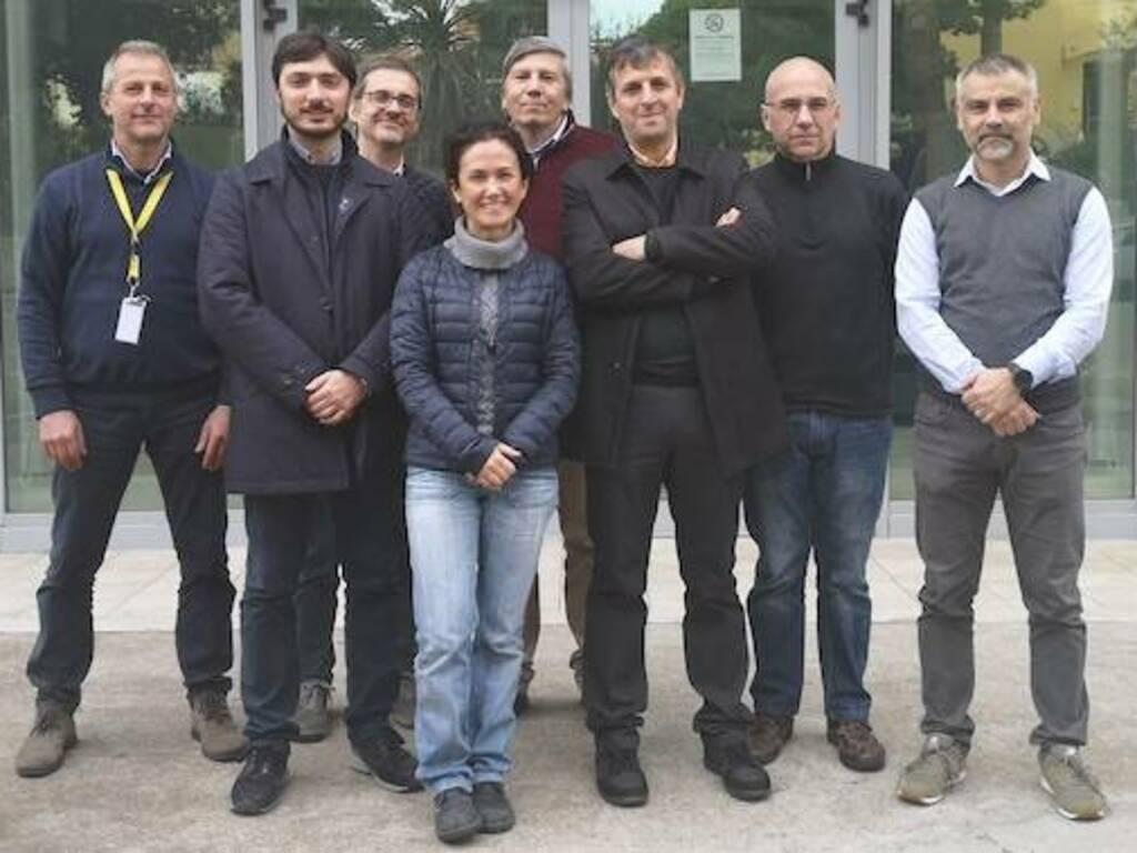 Univesrità Sassari carasu team Iapc