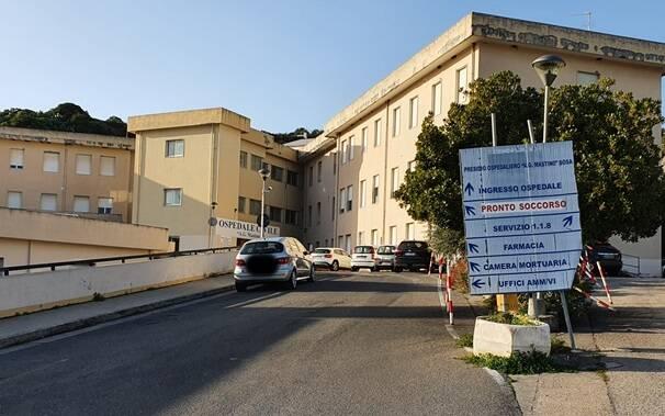 Ospedale Bosa Pronto soccorso