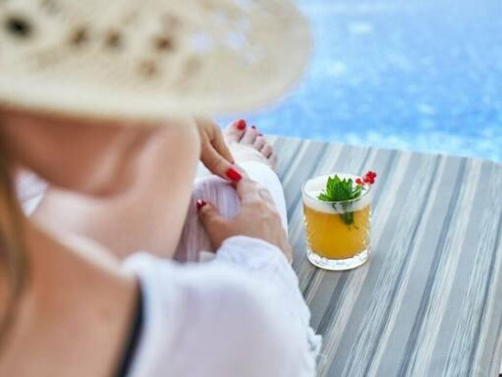 Hotel piscina - vacanza