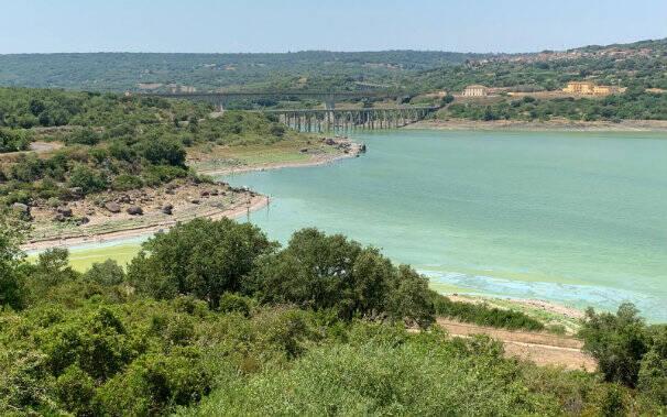 Lago Omodeo 1