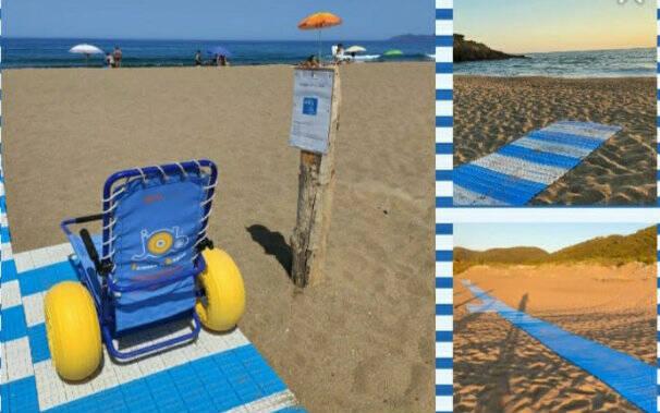 spiaggia amica comune di tresnuraghes