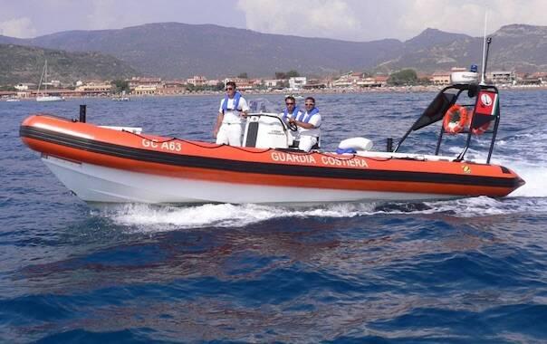 Bosa Guardia costiera Circomare