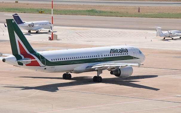 Alitalia aereo