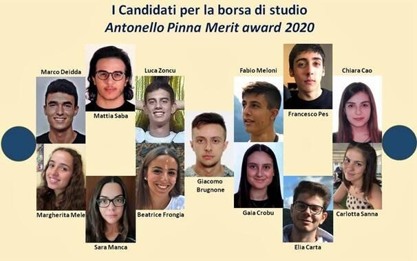 Antonello Pinna Merit Awards 2020