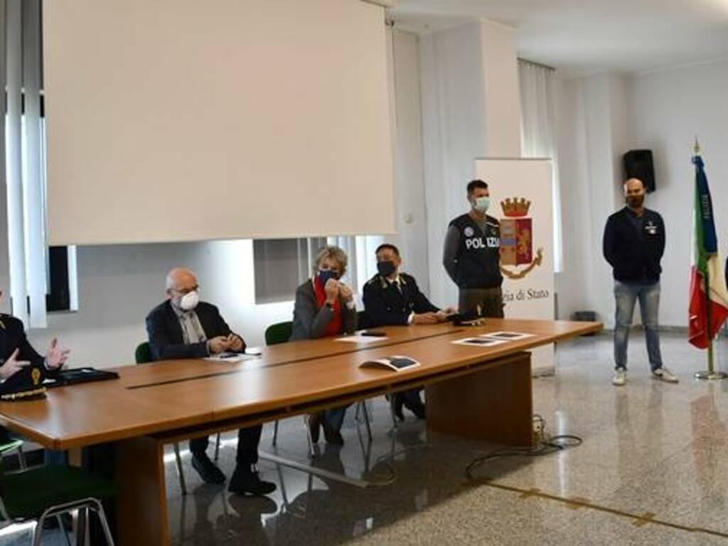 Omicidio Soddì - conferenza stampa