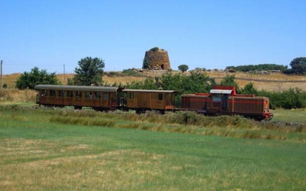 Macomer - Bosa - Trenino Verde - trenino di primavera