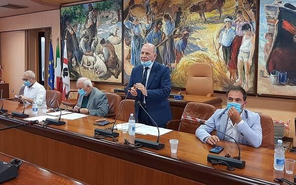 Presentazione distretto rurale Sardegna centro occidentale