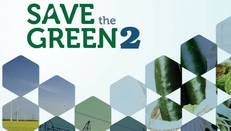 Save the green 2