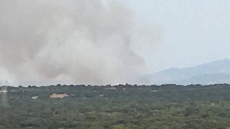 Incendio Ghilarza