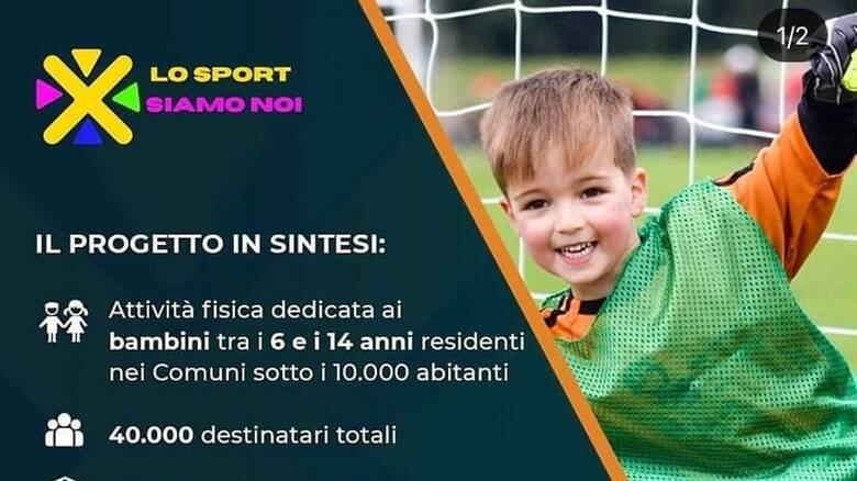 Sport siamo noi - Cabras - attività gratis per indigenti