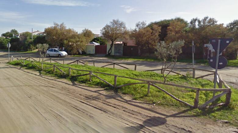 Putzu Idu - parcheggio