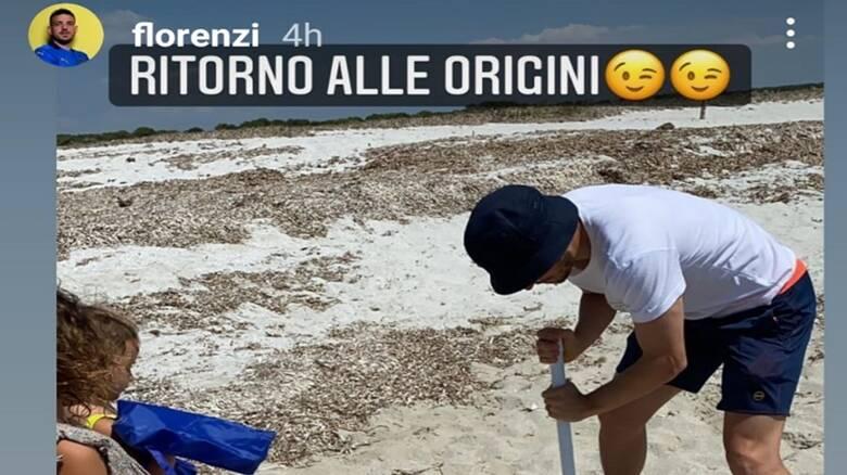 Florenzi a Mari Ermi - EVIDENZA
