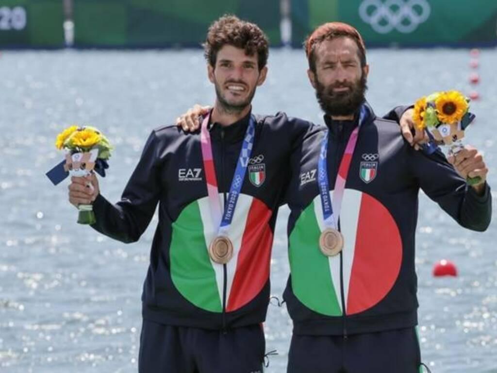 Stefano Oppo bronzo olimpiadi 2021
