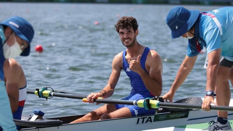 Stefano Oppo vittoria olimpiadi Tokyo 2021