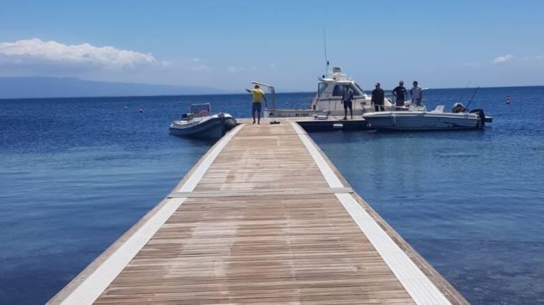 Mare Morto - molo - comune - Area Marina
