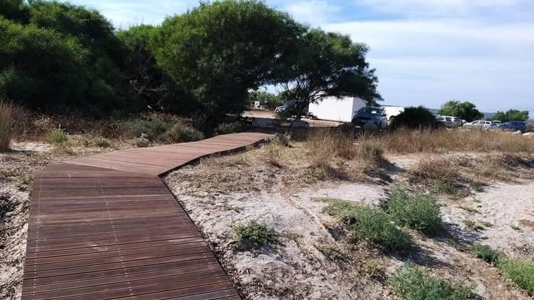 Mare morto struttura galleggiante - molo - Comune - Area Marina