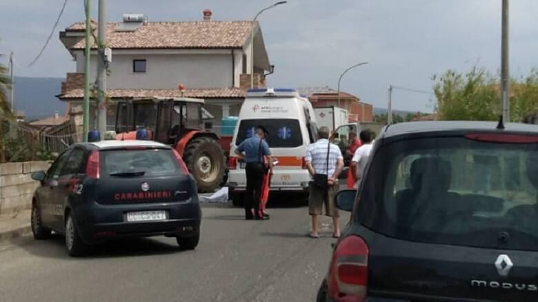 San Vero Milis incidente mortale