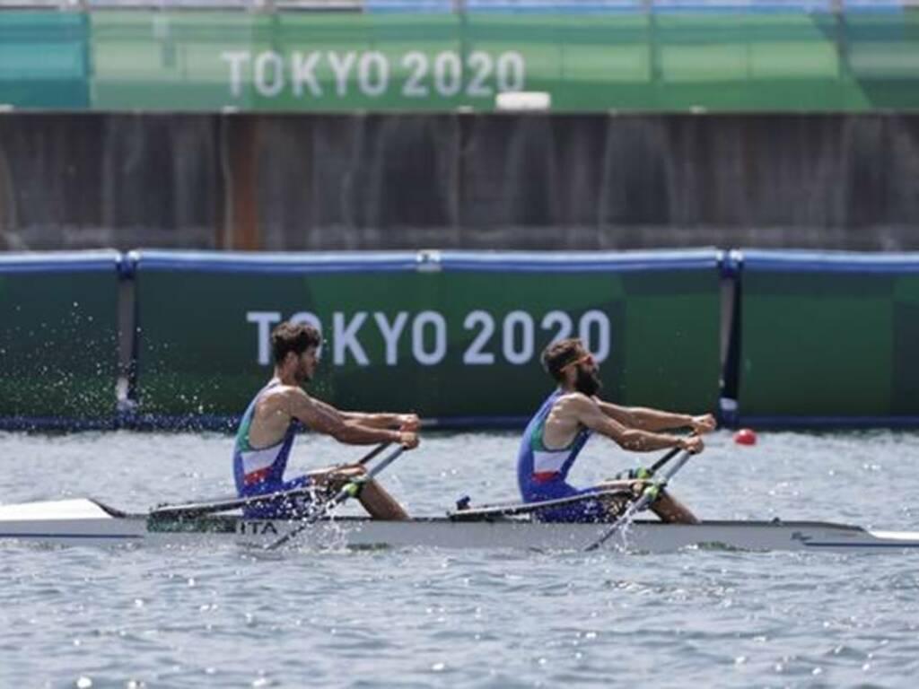 Stefano Oppo olimpiadi gara bronzo linkoristano