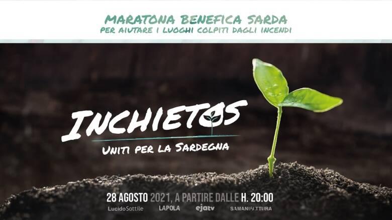 Inchietos uniti per la Sardegna