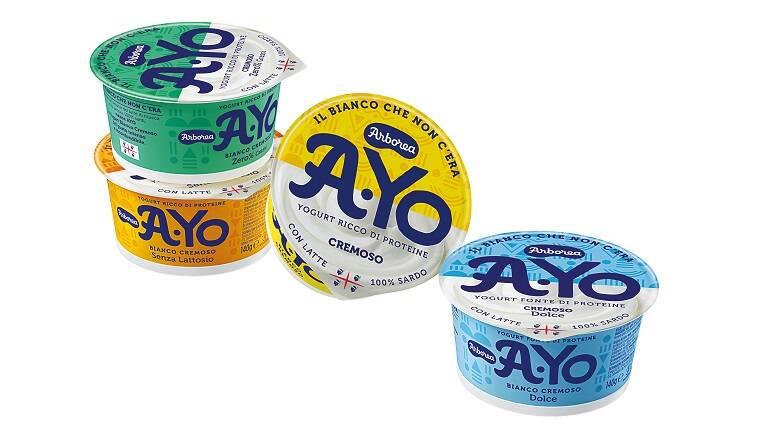 Gli yougurt A.Yo