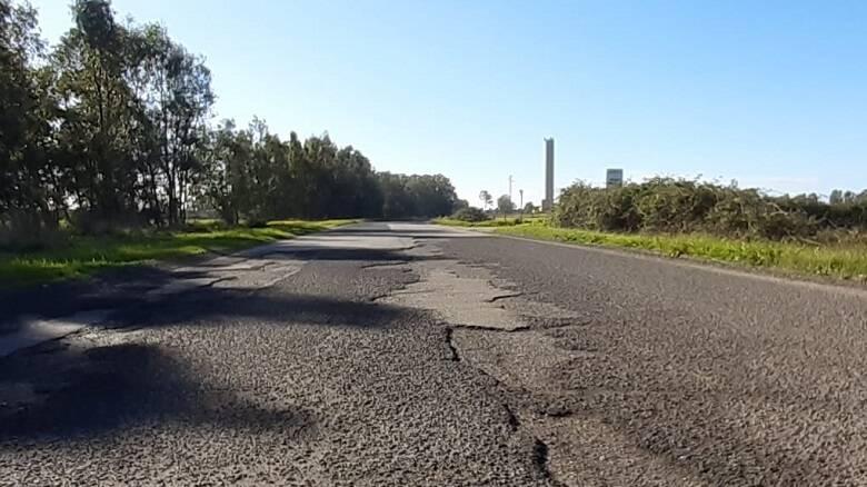 Strada provinciale 9 Solarussa-Zerfaliu