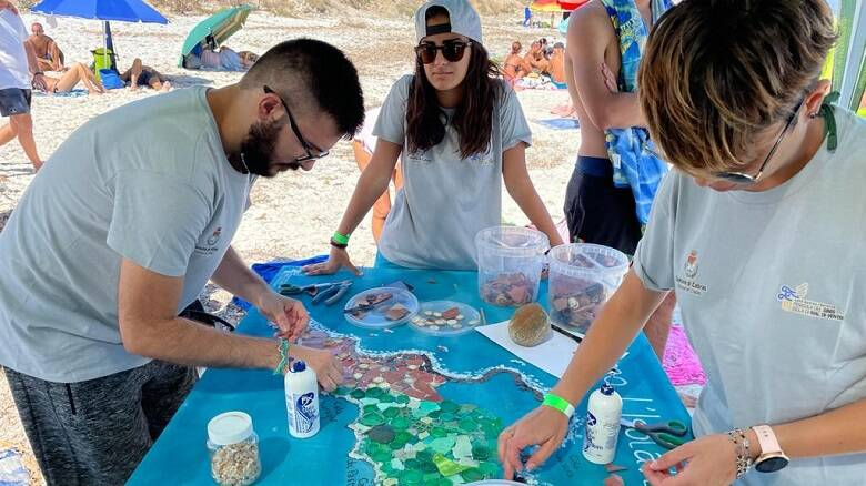 Mal di Ventre giornata ecologica 12 settembre - Foto Ufficio stampa Comune di Cabras