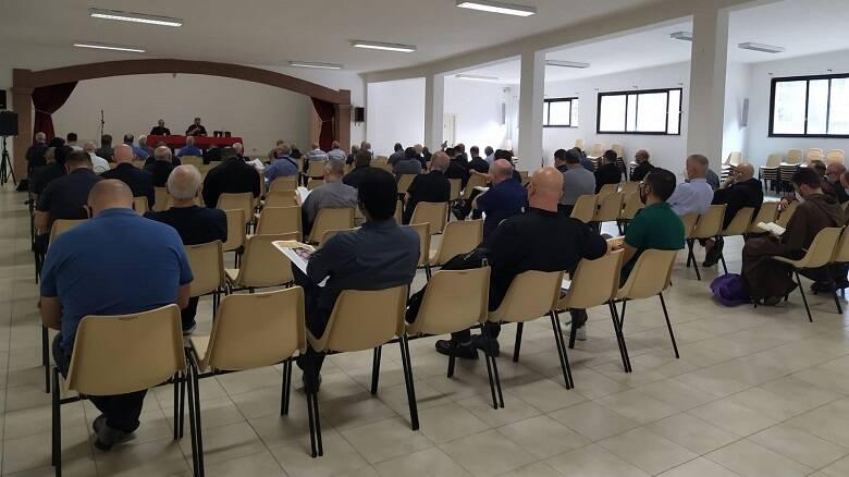 L'incontro tra il clero arborense e quello della diocesi di Ales-Terralba bis