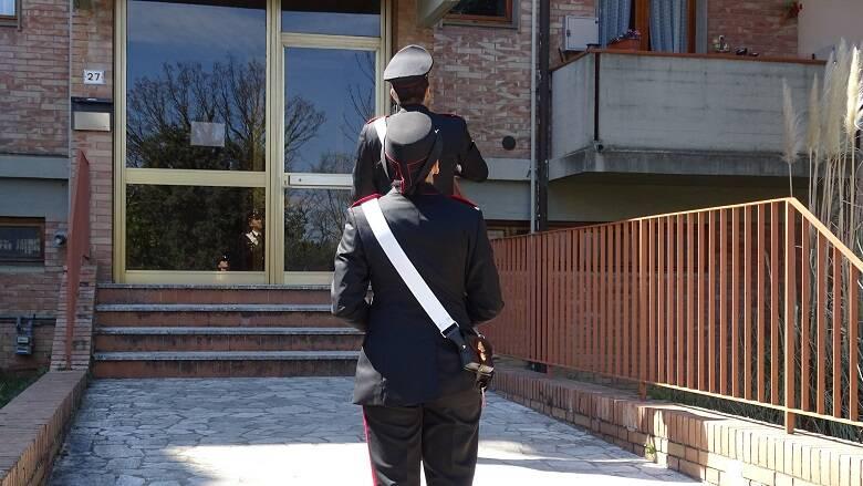Carabinieri 25 settembre 2021