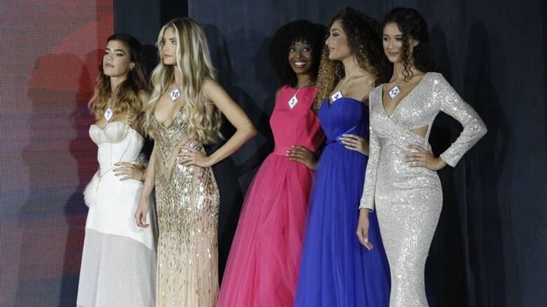 Miss Mondo Italia - Rebecca Cossu top 10