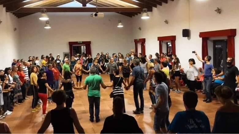 Narbolia - corsi di ballo sardo