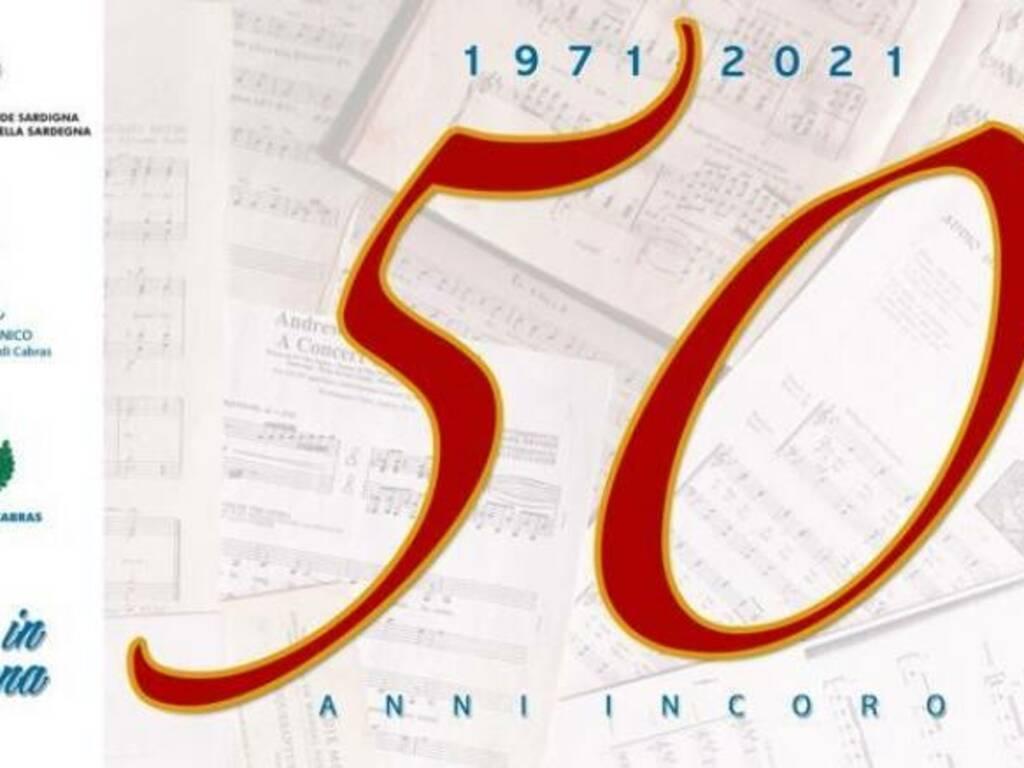 """""""50 Anni in Coro"""" - Coro Polifonico """"G.P. da Palestrina"""" di Cabras"""